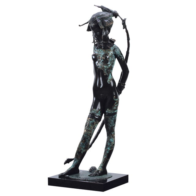 Andrey Ostashov, 'Made in Heaven', 2011, Sculpture, Bronze, granite,  OSTASHOV sculpture