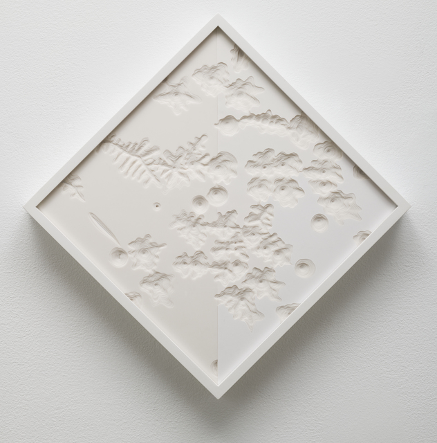 Noriko Ambe, 'White and White', 2018, Sculpture, Paper and synthetic paper, Lora Reynolds Gallery