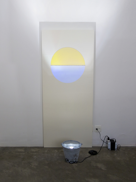 , 'Sunset Door,' 2002, Carbono Galeria