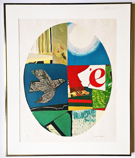 , 'Oval Dove,' 1982, Alpha 137 Gallery