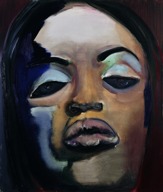 Marlene Dumas, 'Naomi', 1995, Painting, Oil on canvas, Stedelijk Museum Amsterdam