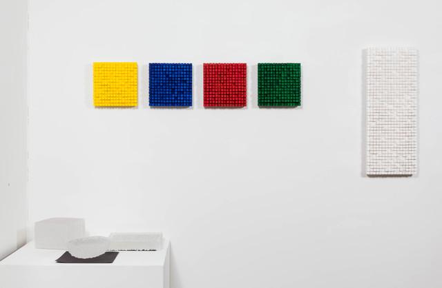 """Dieter Kraenzlein, 'Untitled """"Oval""""', 2013, JanKossen Contemporary"""
