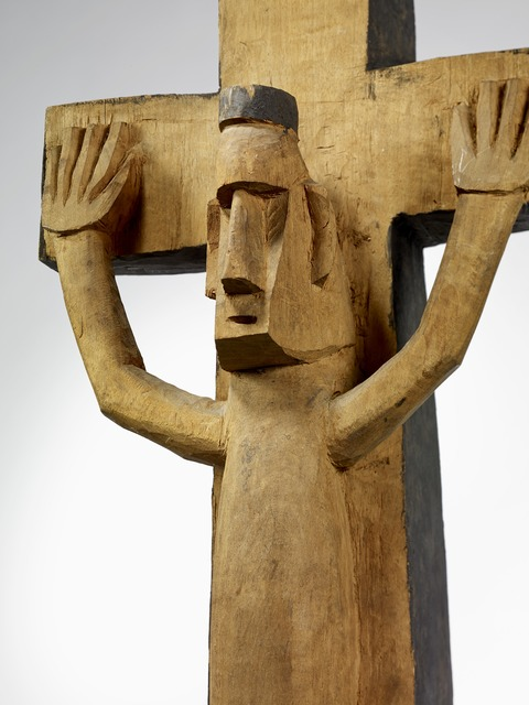 'Sculpture anthropomorphe (Anthropomorphic sculpture)', Musée du quai Branly