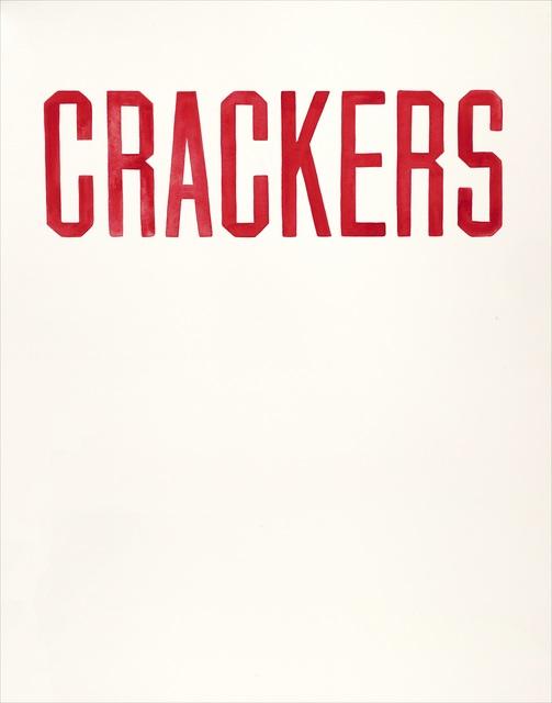 Amy Park, 'Crackers Ruscha Book Cover print', 2018, Kopeikin Gallery