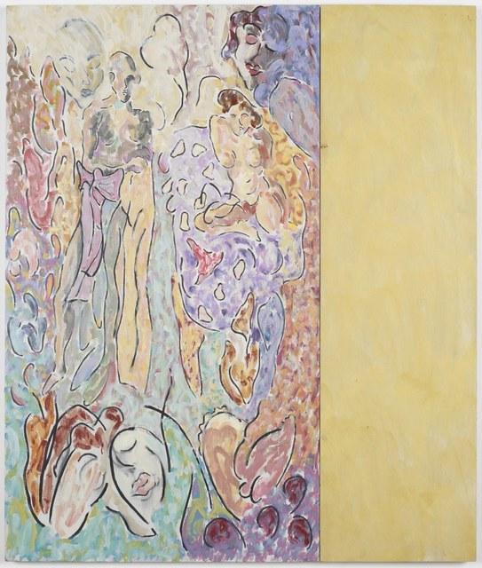 , 'After PB (1),' 1985-1990, Serpentine Galleries