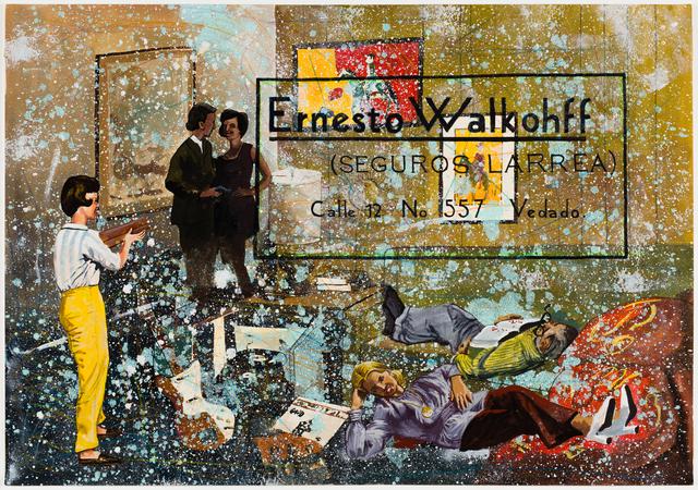 , 'Vedado (No. 4),' 2006, Track 16 Gallery