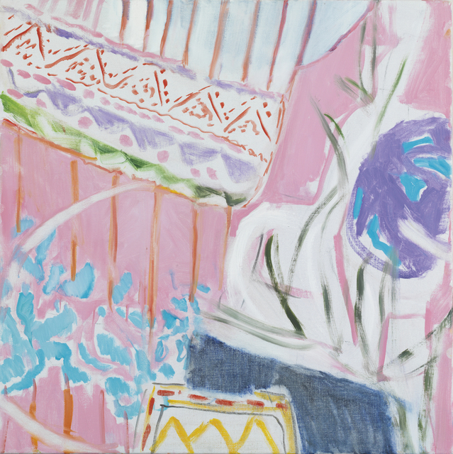, 'Conservatory Painting (1),' 2014, Messum's