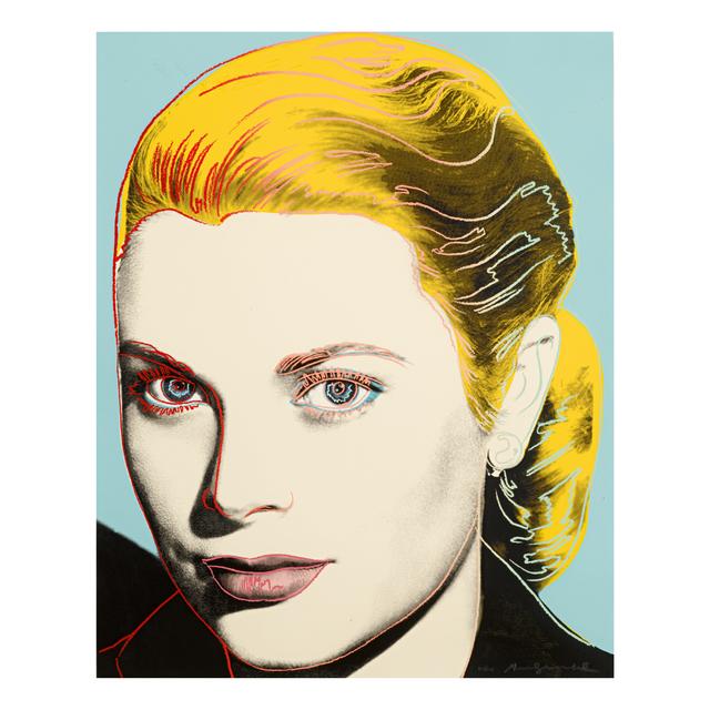 Andy Warhol, 'Grace Kelly (FS II.305)', 1984, Gormleys Fine Art