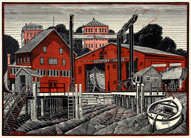 James Dodds, 'Rockport Marine, Maine ', Dowling Walsh