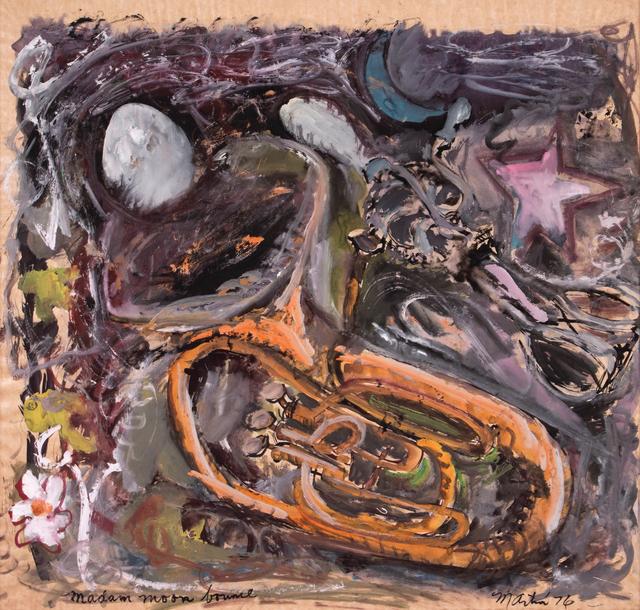 James Martin, 'Madam Moon Bounce ', 1976, Foster/White Gallery