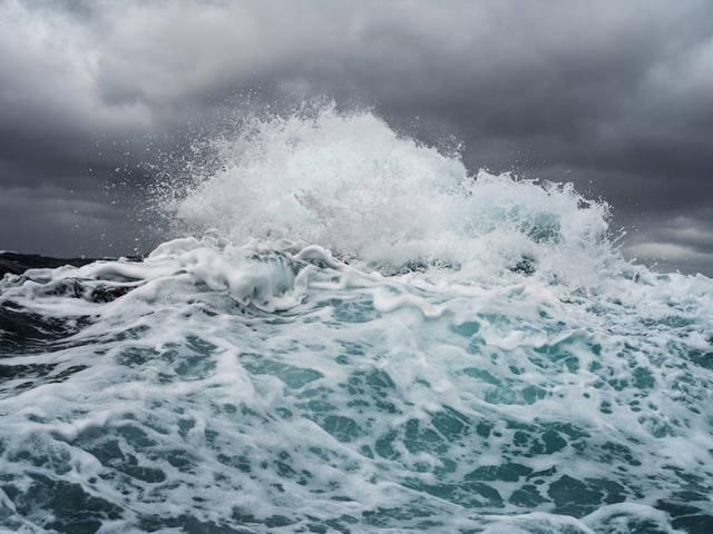 , 'Colliding Sea,' 2015, Richard Heller Gallery