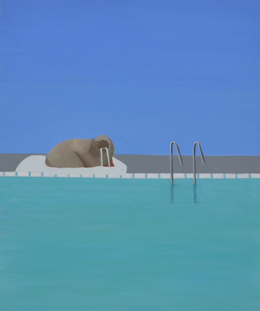 , 'The Walrus III,' 2014, Kourd Gallery