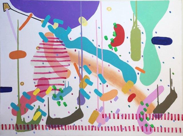 , 'Coordenadas / Coordinates,' 2017, Artflow Galeria