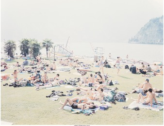 Massimo Vitali, 'Garda Look, from Landscapes with Figures portfolio,' 2002, Heritage Auctions: Valentine's Day Prints & Multiples