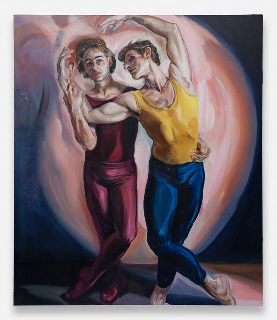 , 'Dancers II,' 2017, Rhona Hoffman Gallery
