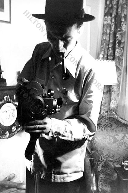 , 'Frank Sinatra - Shoot Me Shooting You,' ca. Mid-1940s, Hilton Asmus