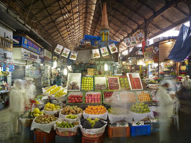 Peter Steinhauer, 'Crawford Market #1, Mumbai, India - 2013', Contemporary by Angela Li
