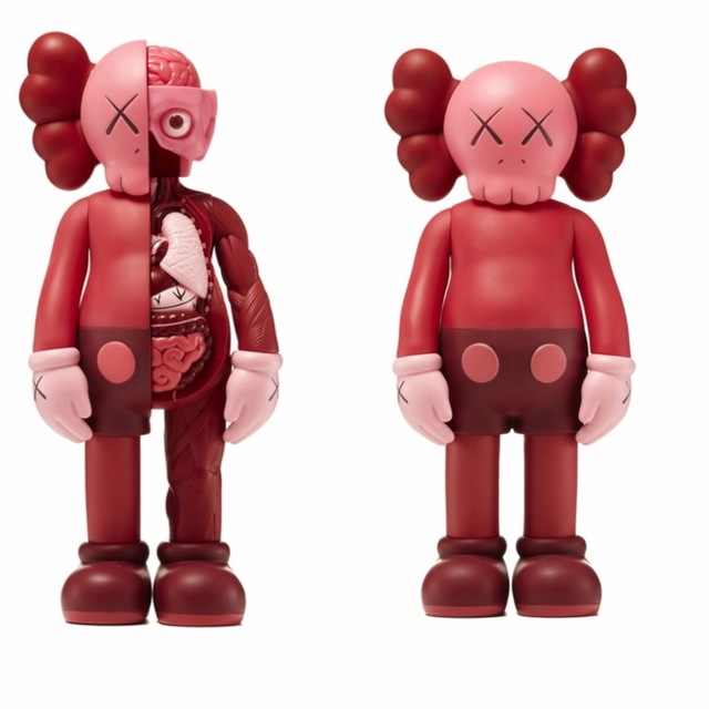 KAWS, 'Companion Blush (Flayed) and Companion Blush Set', 2017, Pop Fine Art