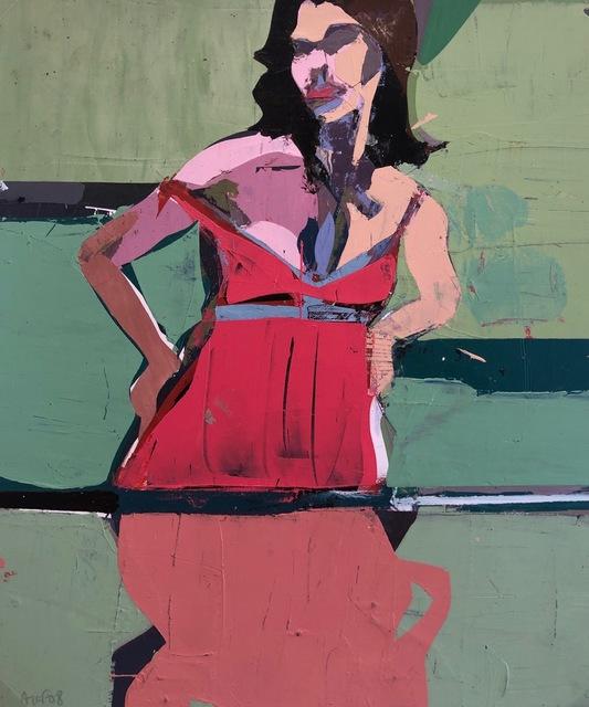 , 'Lisa on Mason Street,' 2008, Andra Norris Gallery