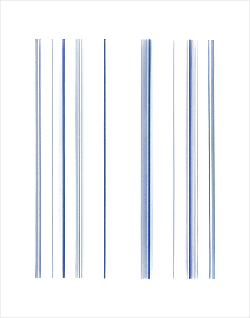 , 'Stripes CT06,' 2017, Tempe Digital