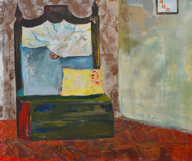 , 'Intimate Space #5,' 2015, Zawyeh Gallery
