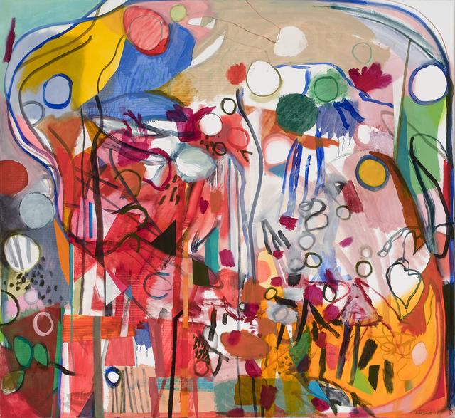 , 'Interior Garden,' 2017, Hollis Taggart