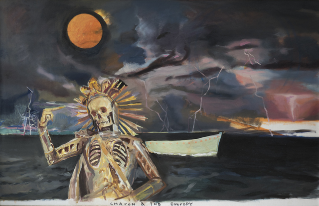 , 'CHARON & THE ENTROPY,' 2017, Our Gallery