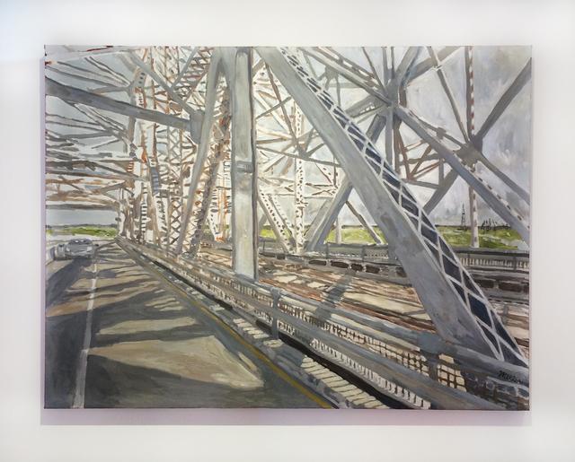 , 'Huey Long Bridge,' 2014, Octavia Art Gallery
