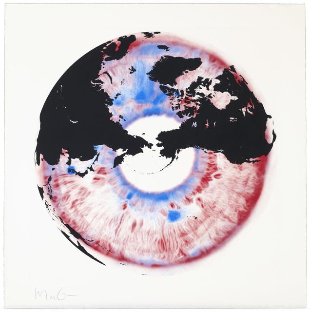 , 'Eye of History 8 ,' 2013, Maddox Gallery