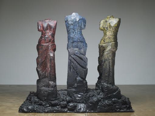 , 'Primary Ladies,' 2008, Jim Kempner Fine Art
