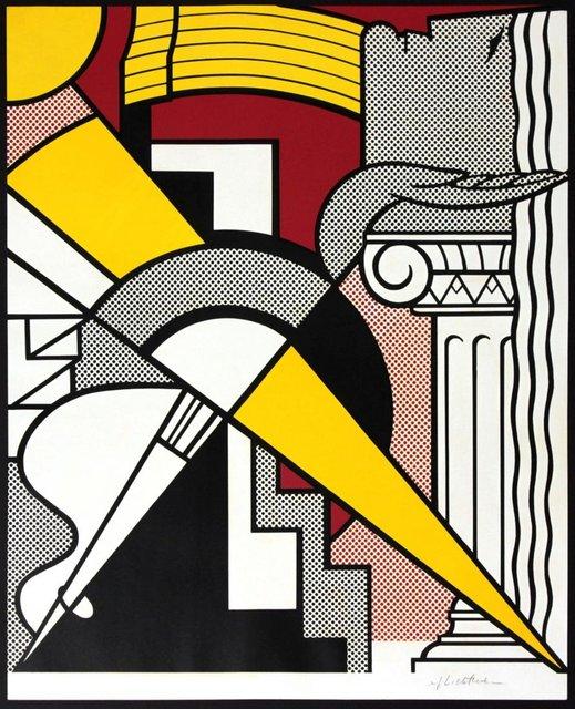 Roy Lichtenstein, 'Stedelijk Museum Amsterdam', 1967, Kunzt Gallery