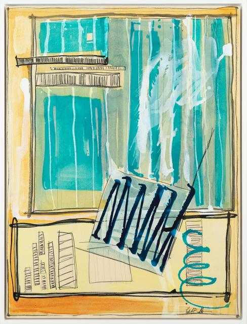 , 'Memories of Home III,' , Miller Gallery Charleston
