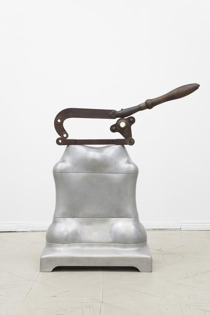 , 'Foltergerät,' 1970, Thomas Fischer