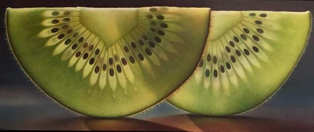 Dennis Wojtkiewicz, 'Kiwi Series #3', M.A. Doran Gallery