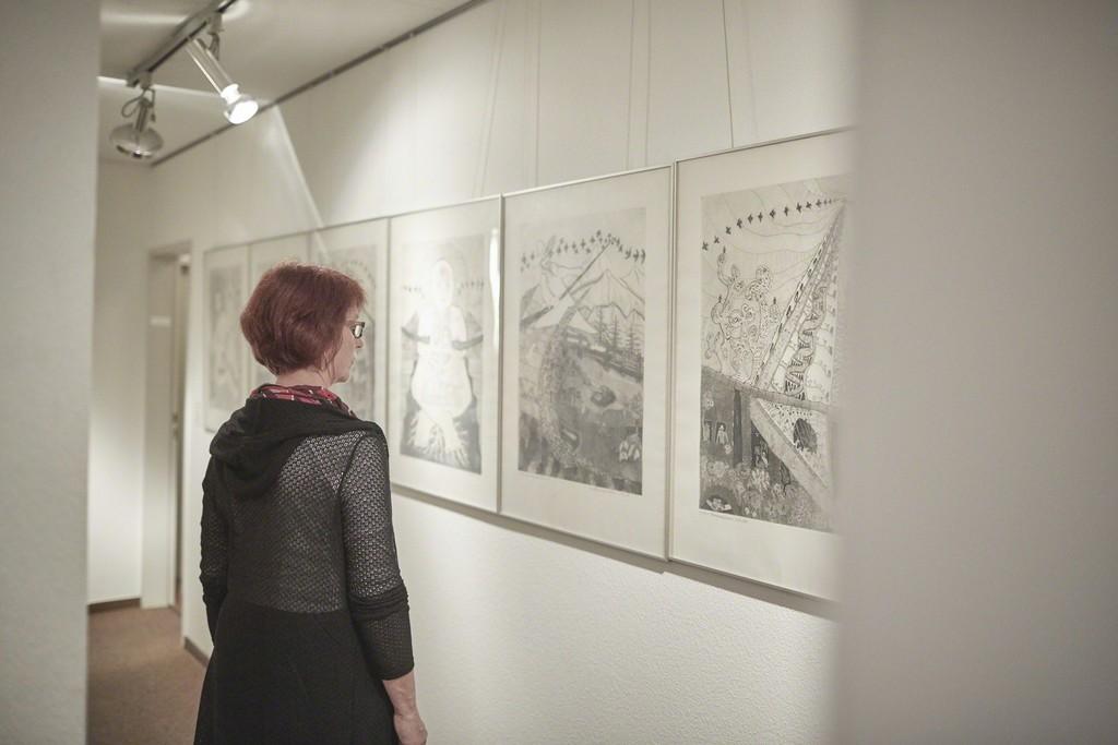 Walter Wegmüller the journey (7 Prints)