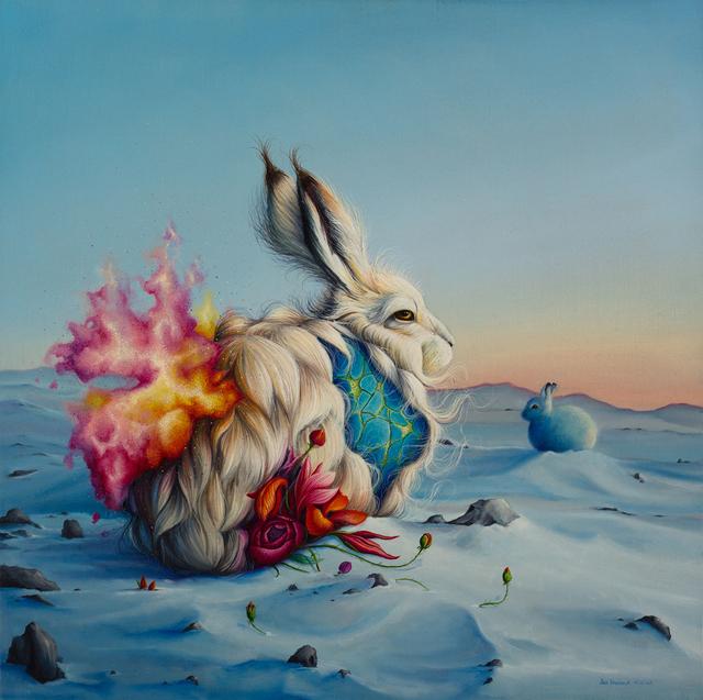 , 'Arctic Hare,' , Corey Helford Gallery