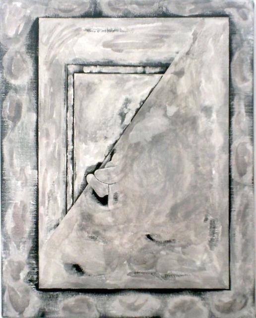Gerda Scheepers, 'Painting, don't be so strange', 2012, Deweer Gallery