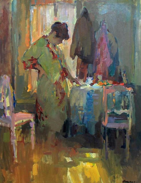 , 'Woman in Kimono,' Unknown, Shain Gallery