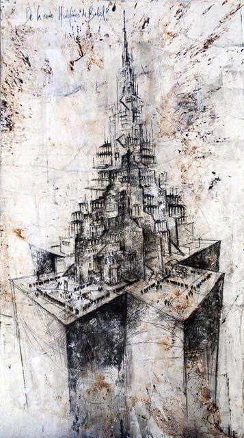 , 'Series: Huérfanos de Babel,' 2015, Victor Lope Arte Contemporaneo