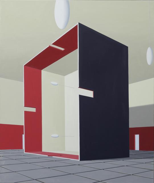 , 'Der Rote Fries XVI, 2013,' 2013, Ditesheim & Maffei Fine Art