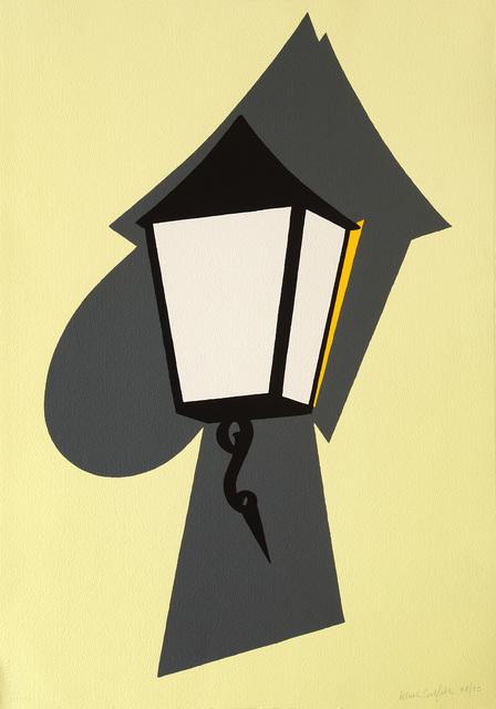 Patrick Caulfield, 'Wall Lamp', 1994, Peter Harrington Gallery