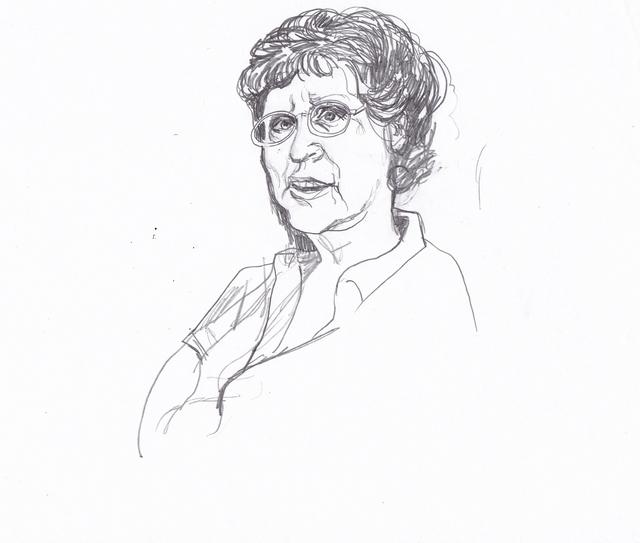 , 'Mom,' 2015, Lora Reynolds Gallery