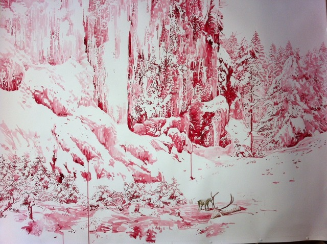 , 'Waserfall,' 2013, Victor Lope Arte Contemporaneo