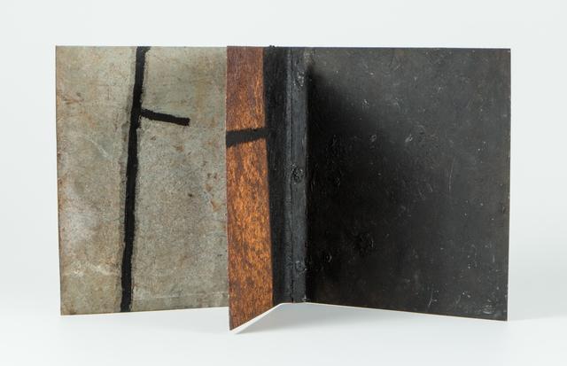 """, 'Sem título da série """"Livros"""",' 2016, Galeria Raquel Arnaud"""