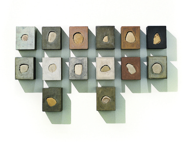 , 'Sem título, da série Uns & Outros,' 2000-2002, Galeria Millan