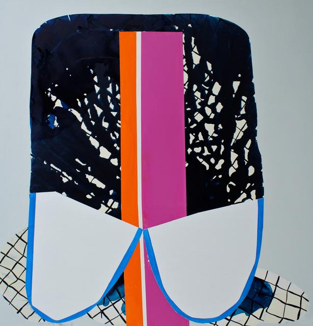 , 'Sporting Painting,' 2014, Conduit Gallery