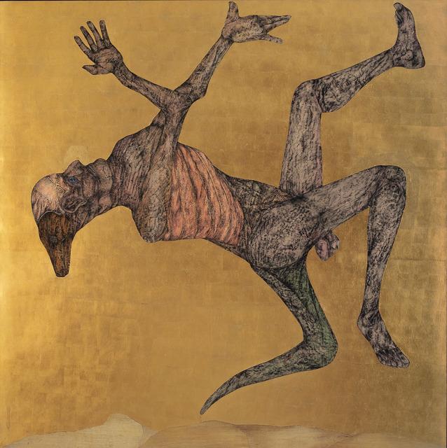 Carlos Fragoso, 'Fallen Angel', 2016, Jason McCoy Gallery