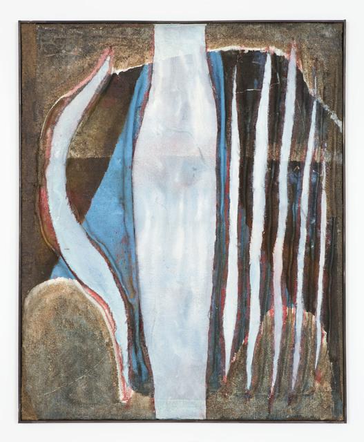 , 'Mannaka Tate no Blue (A18),' 1964, Lévy Gorvy