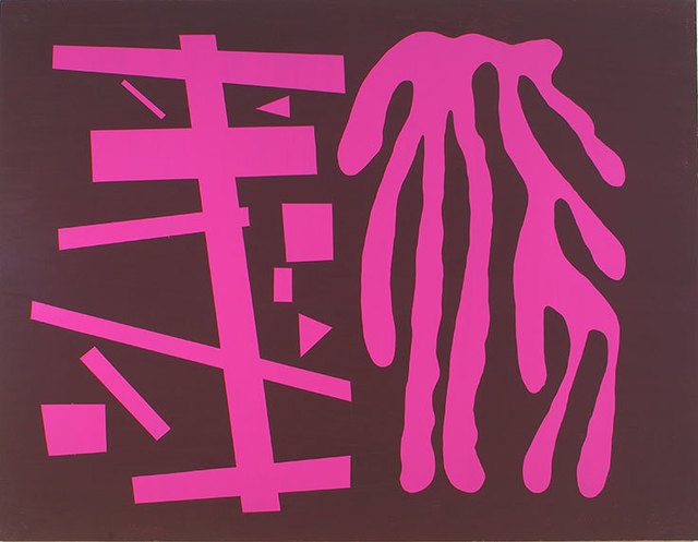 , 'M&M (Malevich and Matisse),' 2010, Marta Cervera