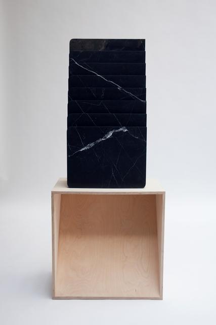 , 'Litófono (Ótico) [Litophone (Ótico)],' 2017, Galeria Luisa Strina